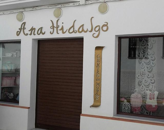 Tienda de Ana Hidalgo Escacena del Campo I