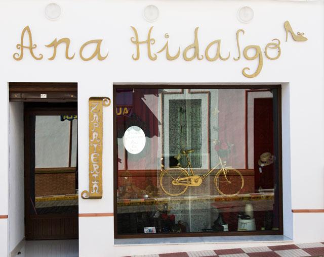 Tienda de Ana Hidalgo Escacena del Campo II