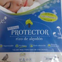 PROTECTOR RIZO PU ECO M. AGUILERA 90,105,135 Y 150CM